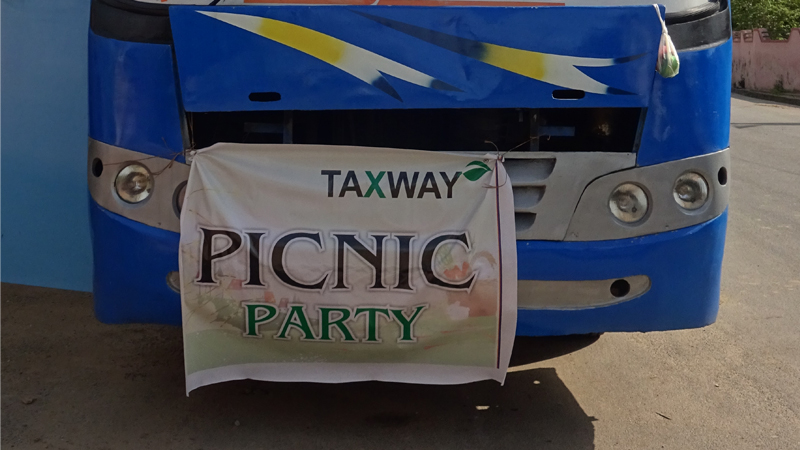 Taxway College Picnic